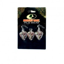 Mossy Oak - Jewelry Set - Guitar Pick Necklace And Earring Sets - 12 Sets For $30.00