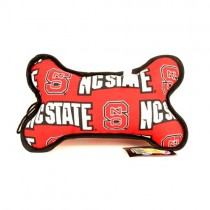 NC State - The Squeaker BONE Dog Toy - 12 For $54.00