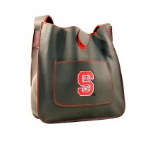 NC State Handbags - Satchel Style SIDE Sewn Handles - 2 For $15.00