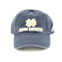 Notre DameCaps - BlueCross Country Hat - 2 For $10.00