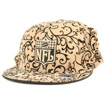 "NFL FlatBill Fitted Assorted Sizes ""The Pattern"" Ballcaps 12 Hats For $30.00"