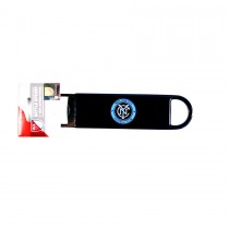 NYC Football Club - PRO Style Bottle Openers - 12 For $30.00