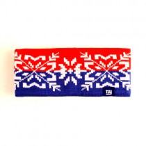Overstock - New York Giants Headbands - Snowflake Style - 12 For $36.00