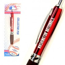 Washington Nationals Pens - Overstock - 12 For $30.00