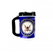 United States Navy - 20OZ STUB Style Mugs - Insulated - 2 For $10.00