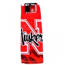 Nebraska Huskers Beach Towels - Full Size - 2 For $16.00