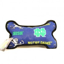 Notre Dame Dog Toys - The Squeaker BONE - $5.00 Each