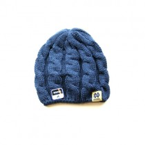 Notre Dame Knits - Womens Blue Ribbed Knits - 2 For $10.00