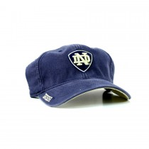 Notre Dame Caps - YOUTH Shield Style Caps - 12 For $30.00
