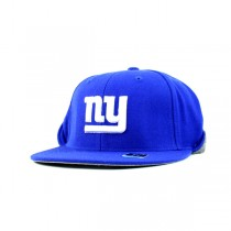 New York Giants Super Caps - Installed Winter Headband Fold Down - Fitted - Assorted Sizes - 3 For $30.00