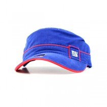New York Giants Caps - Blue Fashion Caps - RED Pin - RED Sandwich - 12 For $60.00