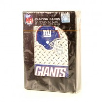 New York Giants Playing Cards - DPlate Style Deck Of Cards - 12 Decks For $24.00