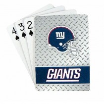 New York Giants Playing Cards - DPlate/PSG Style - 12 Decks For $30.00