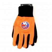 New York Islanders Gloves - The Black Palm Series - 12 Pair For $36.00