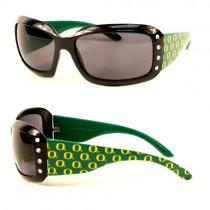 Oregon Ducks Sunglasses - Ladies Bling Style - $7.50 Per Pair