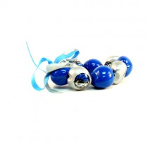 Orlando Magic Bracelets - KuKui Nut Bracelets - 12 For $30.00