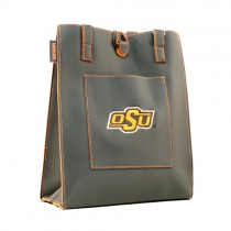 OSU Cowboys Purses - Satchel Purse - FRONT Sewn Handles - 2 For $20.00
