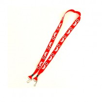 Total Closeout - Ohio State Badge Holder - Open Ended Red Badge Holder - Series5 - 24 For $24.00