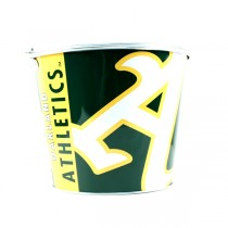 Oakland Athletics Beer Buckets - Full Wrap Style - (Pattern May Be Different Than Pictured) - $6.50 Each