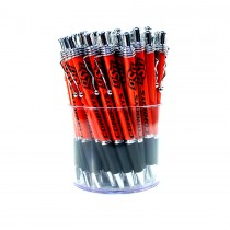 Oklahoma State Cowboys Pens - 48 Count Jazz Pen Display - $36.00 Per Display