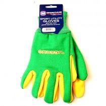 Oregon Ducks Gloves - Green/Yellow Text Logo Style - $3.50 Per Pair