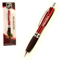 Ottawa Senators Hockey - Hi-Line Collector Pens - 12 Pens For $30.00