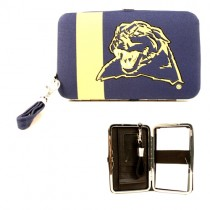 Pittsburgh Panthers Wristlets - Distressed Look Wristlet/Wallet - 12 For $54.00
