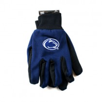 Penn State Gloves - Black Palm Series - Grip Glove - (Pattern May Be Different Than Pictured) - 12 For $36.00