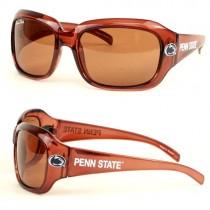 Wholesale Licensed Sunglasses - Penn State Sunglasses - Brown Polarized - $5.50 Per Pair