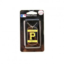 Pittsburgh Pirates Merchandise - Heavyweight DogTags - 12 For $39.00