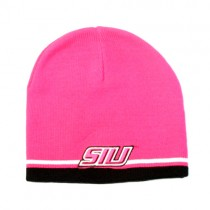 SIUE Merchandise - Pink Tipped Beanies - 12 For $48.00