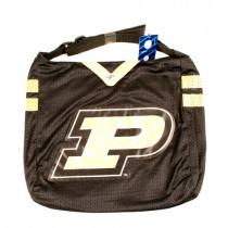 Purdue Purses - Black COLLAR Style Jersey Purses - $12.00 Each
