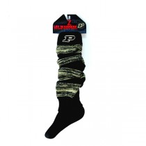 Purdue Leg Warmers - 12 For $48.00