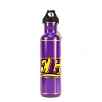 East Carolina Pirates - 16OZ Stainless Purple Water Bottles - 12 For $30.00