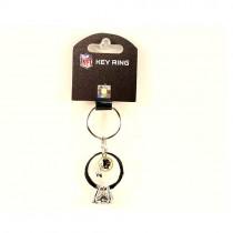 Washington Redskins Merchandise - Bling Ring Style Keychains - 12 For $18.00