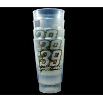 Ryan Newman - #39 NASCAR - 4Pack 16OZ Tumbler Set - 12 Sets For $36.00
