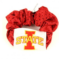 Iowa STATE Red Big I Hair Twisty/Scrunchie $2.50 Each