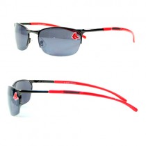 Boston Red Sox Sunglasses - Metal Rimless Style - 12 For $48.00