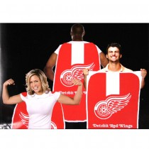 "Opportunity Buy - Detroit Red Wings Flags - 36""x47"" Fan Flags - 2 For $12.00"