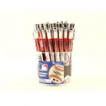Cincinnati Reds Pens - 48Count Pen Tub Display - BaseBall LOGO - $36.00 Per Display