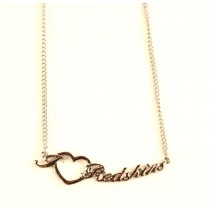 Washington Redskins Necklace - Heart Style - $4.00 Each