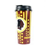 Washington Redskins Mugs - Made In USA 16OZ Travel Mugs - DOT Style - 2 For $10.00