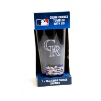 Colorado Rockies Tumblers - 16oz Color Change Style Tumblers - 12 For $30.00