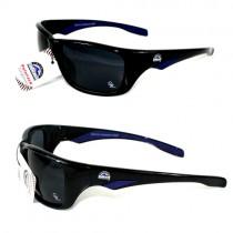 Colorado Rockies Sunglasses - MLB04 Sport Style - Polarized - 12 Pair For $48.00