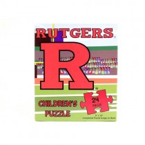 Great Buy - Rutgers University - 24PC CHILDRENS Puzzles - 12 For $24.00