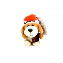 "San Francisco Giants Ornaments - 4"" Plush Dog Ornaments - 12 For $30.00"