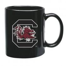 South Carolina Gamecocks Mugs - 15oz Black Ultra Style Mugs - 12 For $54.00