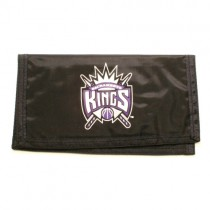 Discontinued Stock - Sacramento Kings Nylon Checkbook Covers - 12 For $12.00