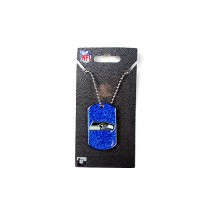 Seattle Seahawks Necklaces - Glitter Pendant Series - 12 For $30.00