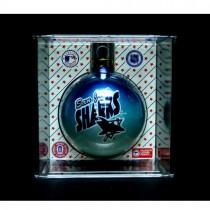 San Jose Sharks Merchandise - Fade Ball Ornament - 12 For $24.00
